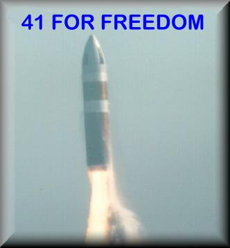 41 For Freedom SiteRing